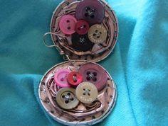 bijoux capsule nespresso, faire des bijoux originaux