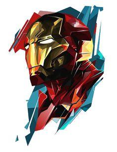 Iron man, marvel, superhero, art wallpaper - Best of Wallpapers for Andriod and ios Superhero Wallpaper, Marvel Artwork, Marvel Dc Comics, Iron Man Art, Man Wallpaper, Superhero Art, Marvel Drawings