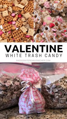 Fun Crafts To Do, Easy Crafts, Easy Diy, Valentines Day Dinner, Valentine Special, Valentine Treats, Valentines Diy, Valentine Desserts, White Trash Recipe