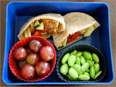 Healthy Snacks For Lunches At School | Mixiomedia