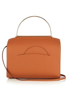 Signature leather bowling bag | Roksanda | MATCHESFASHION.COM
