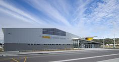 HB Architecture, Northland Athletics & Gymnastics Stadium, Kensington Park, Whangarei, New Zealand