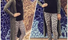 Lularoe Black And White Leggings - This Lularoe blog has style, fashion tips and posts about what it is like being a Lularoe consultant.