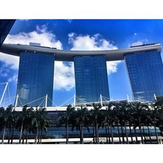 Tower 3 Marina Bay Sands Hotel in Singapore