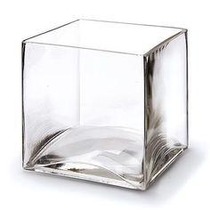 Glass Vase by Knorr Prandell
