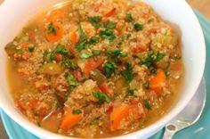 Peruvian Quinoa Stew - The Duo Dishes