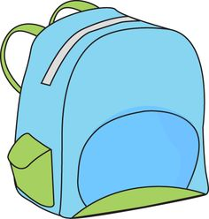 School backpack:  http://www.mycutegraphics.com/graphics/school/supplies/school-backpack.html