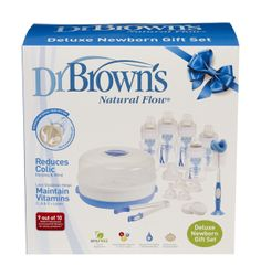 Dr Brown New Born Feeding Gift Set from #norooni