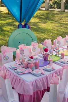 Cute as a button birthday party! See more party planning ideas at CatchMyParty.com!