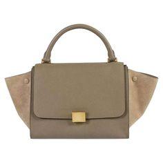7cf71f838c32 Celine Leather handbag Celine Handbags
