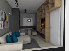 Salas Jantar e Estar Apartamento Sorocaba - SP  2015  arquiteto@alexduque.com | 15 3023 2114
