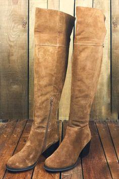 STEVE MADDEN 'Orabela' Suede Over The Knee Boots