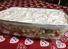Večeře pro štíhlý pas: 10 vynikajících receptů na saláty, které Vás zbaví zbytečných kil navíc. | NejRecept.cz Food Inspiration, Food And Drink, Low Carb, Pudding, Drinks, Desserts, Food, Lasagna, Drinking