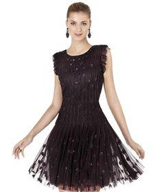 Pronovias te presenta su vestido de fiesta (cóctel) ALMIBAR de la colección Fiesta 2015. | Trajes de novia y noche - www.anneveneth.com