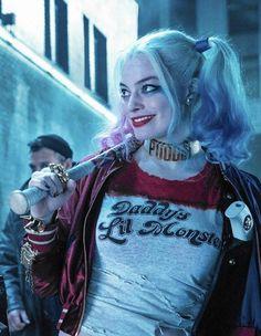 Margot Robbie the best Harley Quinn ever!