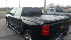 Look At This Undercover Flex Cover We Just Installed For The Owner Of This 2014 Chevy Silverado 1500......Slick