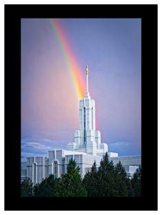 """Mt. Timpanogos LDS Temple """"Covenant"""""""