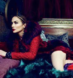 Harper's Bazaar Russia 2014 | Jennifer Lopez by Gomillion & Leupod