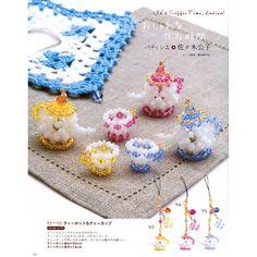 Items similar to Tea party swarovski Beading Pattern PDF on Etsy Beaded Crafts, Beaded Ornaments, Wire Crafts, Bead Jewellery, Beaded Jewelry, Swarovski Jewelry, Jewelery, Jewelry Patterns, Beading Patterns