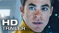 STAR TREK 3: Beyond Official Trailer (2016) Video Trailer, Official Trailer, Chris Pine Movies, Movies Coming Soon, Hollywood Celebrities, Latest Movies, Movie Trailers, Star Trek, Movie Tv