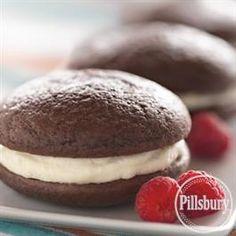 Mini Whoopie Pies from Pillsbury® Baking