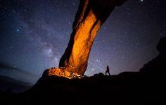 Lighting up the Night - Nat Geo Traveler Photo Contest de 2015