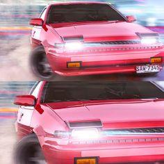 Super drift!!! @perfect_ae86 model 3D #ae86 #c4d #3d #vray #vrayforc4d #cg #visual #cinema4d #gt86 #trd #toyota #initialD #3sge #hachiroku #4age #86fest #7tune #retrocar #wiretuck #hellaflush #stance #jdm #rawdriving #carporn #gts #drift #overhaulin #stancenation #corolla by pfx_rc166_rk67