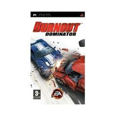 Burnout Dominator PSP import version UK >>> Check out this great product.