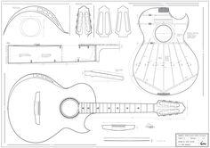 Build Thread: Brazilian Rosewood/Swiss Alpine Spruce Custom Design Crossover Acoustic - The Acoustic Guitar Forum