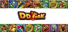 A escolha da arma em DDTank é essencial (Foto: TechTudo)  http://artigosetutoriais.blogspot.com.br/