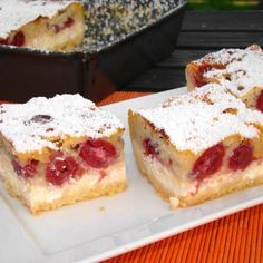 Hungarian Desserts, Hungarian Recipes, Fun Desserts, Dessert Recipes, Romanian Food, Sweet Cookies, Prosciutto, Sweet Tooth, Cheesecake