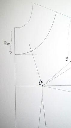 D Modelista, Line Chart, Erika, Deep, Album, Modeling, Sewing Lessons, Sewing Techniques, Dress Patterns