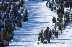 Bonanza by Mt. Rose Ski Tahoe, via Flickr