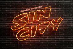 Sin City Neon - Rizon Parein
