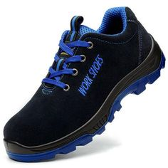 Affordable Steel Toe Boots - Viral Casual Work Shoes