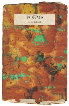 T.S. Eliot, Poems, first edition