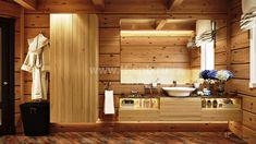 Дизайн интерьеров дома по проекту JAAKKO 187 Bathroom Lighting, Divider, Vanity, Interior Design, Mirror, Furniture, Home Decor, Bathroom Light Fittings, Dressing Tables