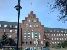 budynek Urzędu Miejskiego w Malborku