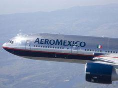 Registra Aeroméxico ingresos históricos en 2012