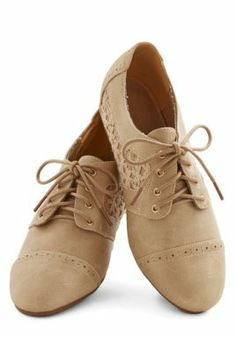 ModCloth Oxfords