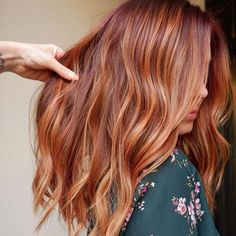 20 Trendy Hair Colors You'll Be Seeing Everywhere This Fall