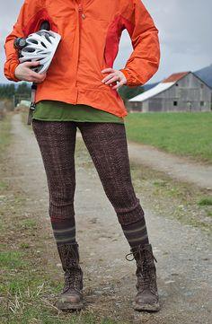 Ravelry: andreakrs Bike Leggings