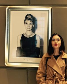 """Lily Collins """"I love watching old movies anyway - I grew up with my mom watching old movies and being immersed in the history of old Hollywood."""""""