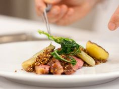Behind the Scenes: Lavender and Honey Duck at Eleven Madison Park | Serious Eats : New York