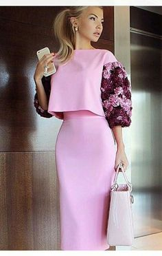 Laksmi Elegant Dresses Womens Dress - Now Outfits Classy Dress, Classy Outfits, Chic Outfits, Dress Outfits, Hijab Fashion, Fashion Dresses, Fashion Tips, Fashion Design, Fashion Trends