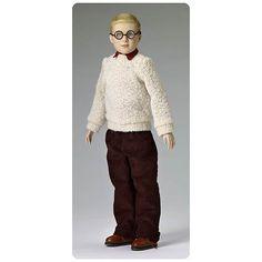 A Christmas Story Ralphie Parker Tonner Doll