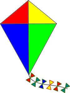 Kite Clip Art