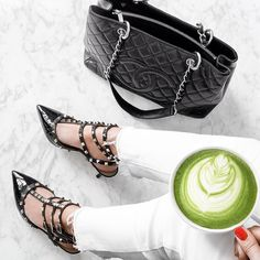 The best Sundays start with matcha green tea lattes  ☕️ @liketoknow.it www.liketk.it/1C849 #liketkit