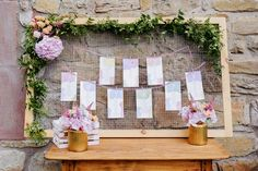 Una boda romántica en rosa y dorado en All Lovely Party