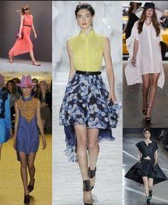 Tendenze moda 2013: Abbigliamento scarpe ed accessori trendy tutti i stili e colori alla moda